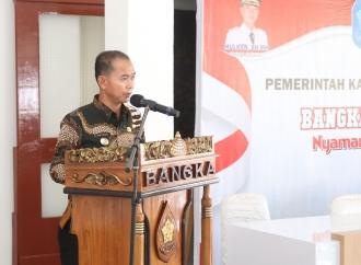 Mulkan Siap Awasi 88 Pekerja Asing di Bangka