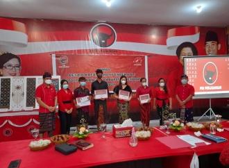 Banteng Jembrana Gelar Lomba Desain Kreatif Motif Endek Bali