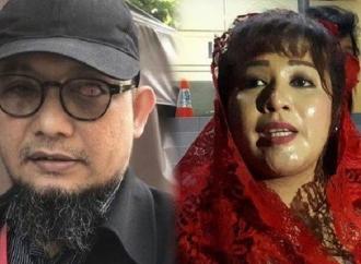 Novel Baswedan Dinonaktifkan, Dewi: Kena AzabAllah SWT