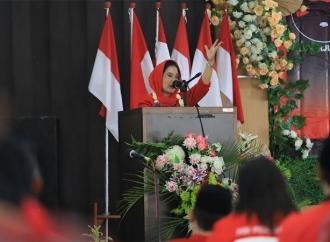 Instruksi Megawati, Untari Ajak DPC SeJatim Mitigasi Bencana