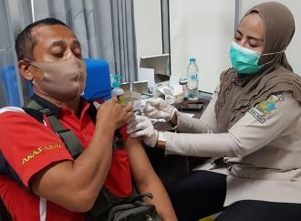 Banteng Probolinggo Fasilitasi Vaksinasi Karyawan Organda