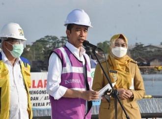 Harapan Besar Tercurah Dalam Proyek Tol Laut Semarang-Demak