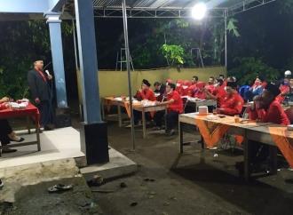 PAC PDI Perjuangan Puring Siap Tegak Lurus Megawati