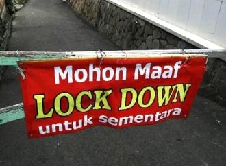 Lockdown Tak Relevan, Penting Sosialisasi Masif & Mengena