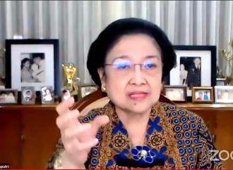 Megawati Minta Anak Muda Miliki Fighting Spirit