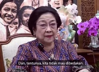 Megawati: Anak Indonesia Harus Memiliki Semangat Berjuang!