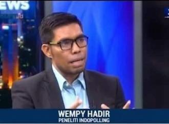Wempy Hadir Tutup Usia, Abidin: Warnai Kancah Politik Bangsa