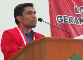 Wempy Hadir Berpegang Teguh Pada Demokrasi Pancasila