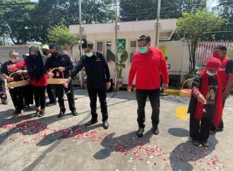 Kudatuli, PDI Perjuangan Tabur Bunga di Diponegoro 58