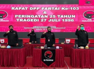 Hasto Ajak Teladani Megawati, Ibu Asuh Anak Kurang Mampu