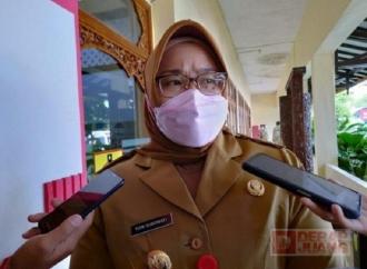 Bupati Yuni Tunda Bansos Jika Masyarakat Tak Mau Divaksin