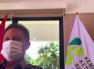 Di Pelatihan Nakes PDI Perjuangan, Kata Menkes Soal COVID