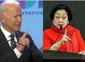 Peringatan Joe Biden Tentang Jakarta, Ini Kata Megawati
