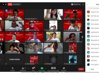 Taruna Merah Putih Gelar Pelatihan Jurnalistik