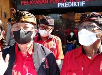 Hoax Megawati Wafat, PDI Perjuangan Bali Kerahkan 50 Advokat