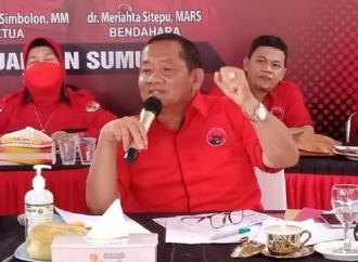Rapidin Ingatkan Pengurus Partai Lebih Rajin Turun ke Rakyat