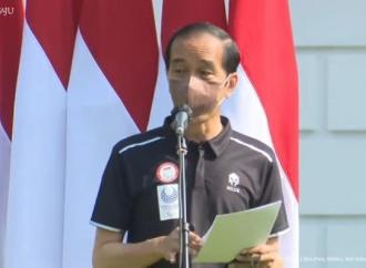 Presiden Berikan Bonus ke Atlet & Pelatih Paralimpiade Tokyo
