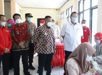 Sudin Janji Bantu Percepat Distribusi Vaksin ke Lampung