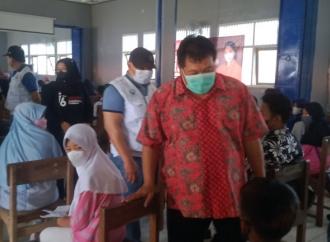 Banteng Kendal Gelar Vaksinasi Massal