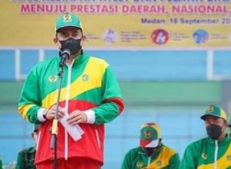 Bobby Lepas Atlet & Pelatih ke PON XX Papua