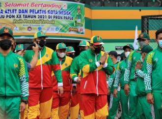 Bobby Targetkan Atlet Asal Kota Medan Raih 9 Emas