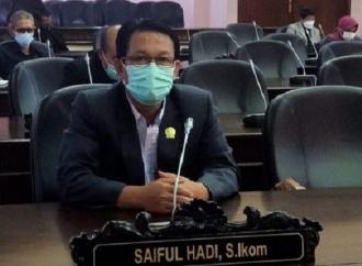 Saiful Hadi Urai Persoalan Verifikasi Parpol Jelang 2024
