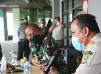 Tri DampingiKunjungan Kerja Pangdam Jaya di Bekasi