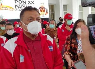 Olly Targetkan Sulut Raih 6 Emas di PON XX Papua