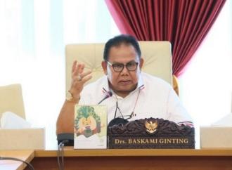 Baskami Ginting Dukung Rencana Pembentukan BNNK Medan