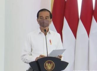 Presiden Tegaskan Komitmen Berantas Mafia Tanah