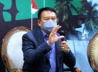 "Hasanuddin Ingatkan Pentingnya Miliki ""Coast Guard"""