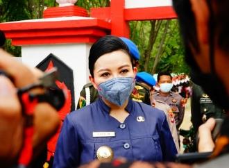 Dua Prajurit TNI Kalbar Gugur, Karolin: Keamanan Itu Mahal