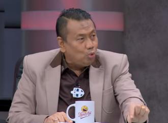 Kapitra Minta Jokowi Abaikan Ultimatum BEM-SI Soal KPK