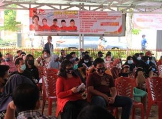 Rudi Center & Banteng Belitung Gelar Vaksinasi Massal