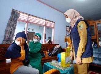 Ipuk Pastikan Cakupan Vaksinasi di Banyuwangi Capai 51 %