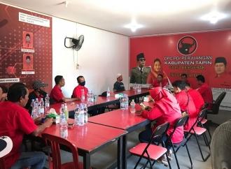 Panaskan Mesin Partai, Banteng Tapin Rapat Konsolidasi