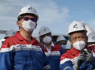 Ahok Wanti-wanti ke Kontraktor Kilang Balikpapan