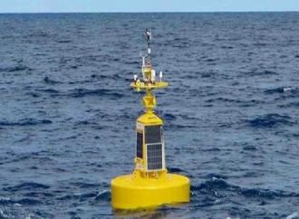Keren! Bupati Pangandaran Pasang Alat Deteksi Tsunami