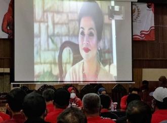 Puti Soekarno Jelaskan Pancasila, Komunis dan Kapitalis