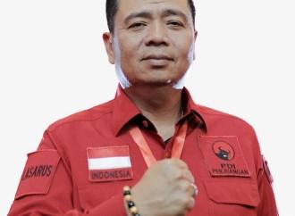 Siap Maju Gubernur Kalbar?Lasarus Tunggu Keputusan Partai