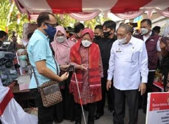 Risma Kecewa Banyak Data Bansos Tak Jelas di Sumbawa