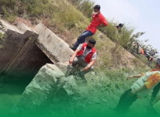 Banteng Subang Minta Pemda Perbaiki Pintu Air Kalen Balong