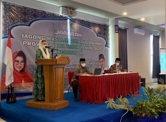 Pembatalan Ibadah Haji, Ina Ammania Minta Masyarakat Sabar