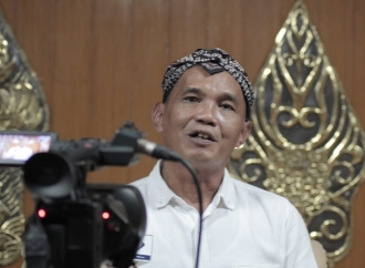 Sumanto: Bambang Patjul Jalankan Amanah, Perintah Ibu Mega