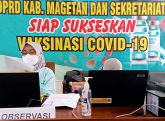 Sujatno: Gedung Dewan Selalu Terbuka Untuk Vaksinasi