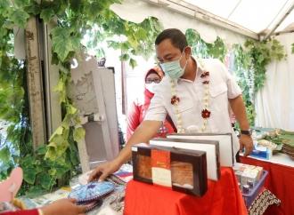 Pemkot Semarang Terus Gulirkan Festival Pasar Sehat
