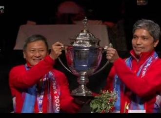 Thomas Cup, Puan: Moment Kebangkitan Bulu Tangkis Indonesia!