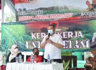 Reses, Sudin Bagikan Alsintan ke Masyarakat di Pringsewu
