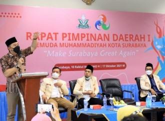 Eri Ajak Pemuda Muhammadiyah Kolaborasi Bangun Surabaya