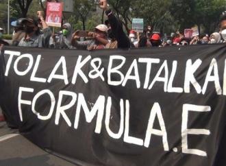 DKI Tuan Rumah Formula E, KPK Diminta Cek Kerugian Negara